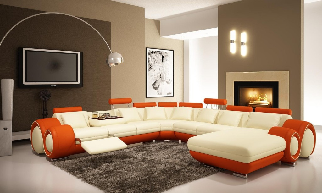 Image of: Living Room Interior Design Ideas Pictures