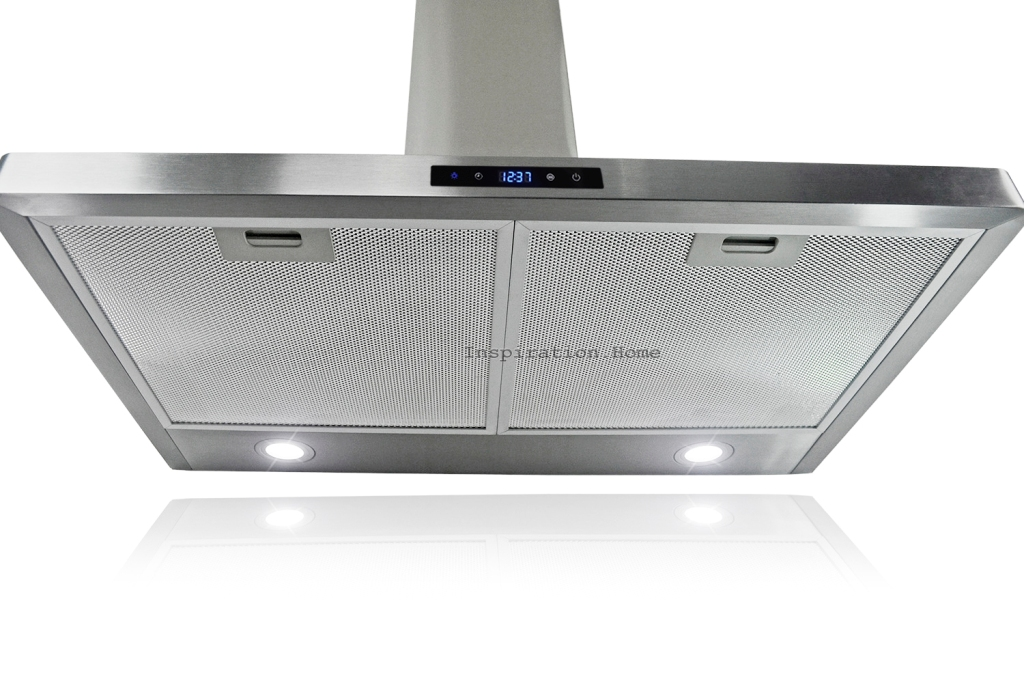 Image of: Modern Air Range Hoods