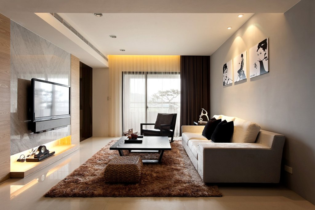 Image of: Modern Living Rooms Images