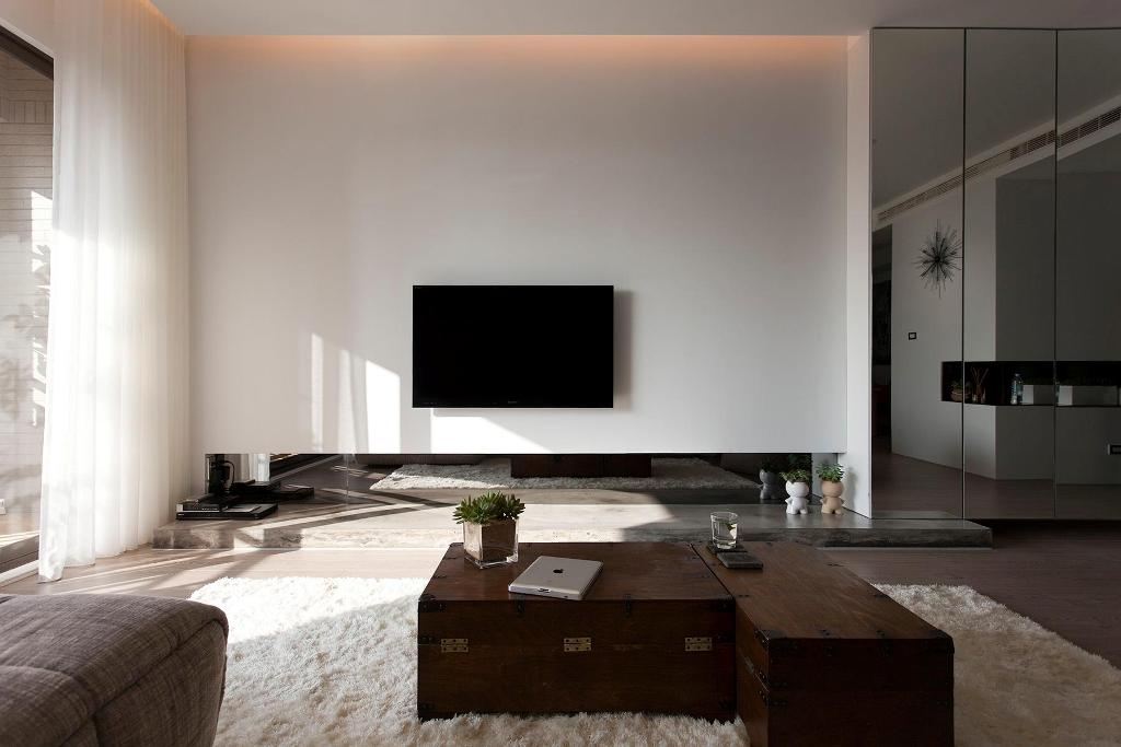 Image of: Modern Living Rooms