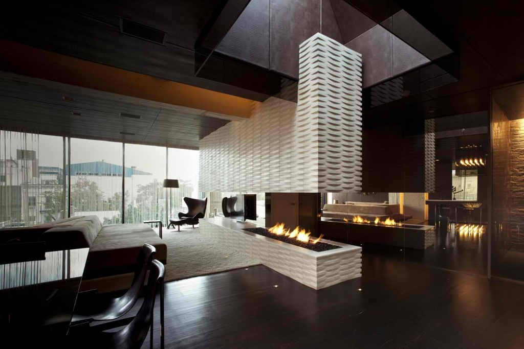 Image of: Modern Luxury Apartments