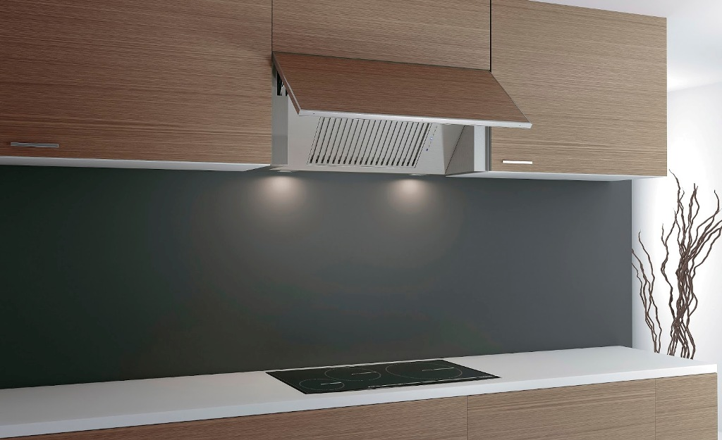 Image of: Modern Range Hood Vents