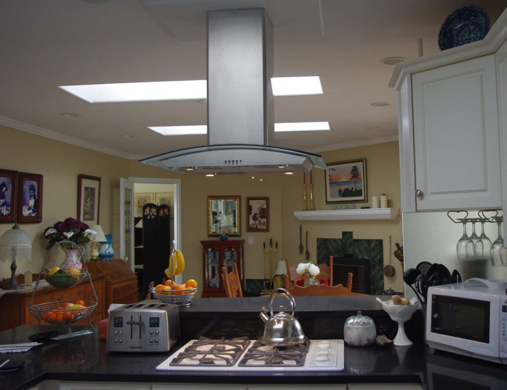 Image of: Most Modern Range Hoods