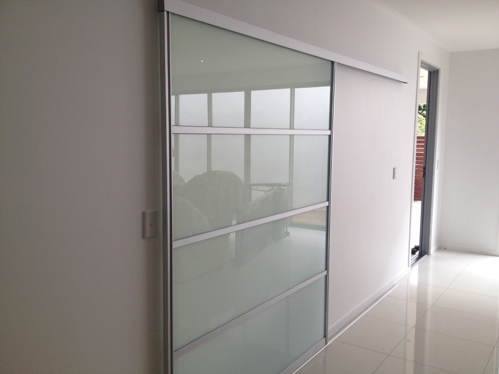 Image of: Sliding Door Design And High-Tech