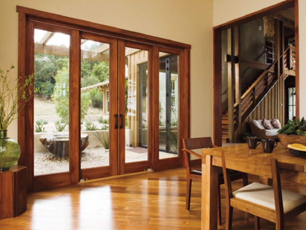 Image of: Sliding Door Design Ideas