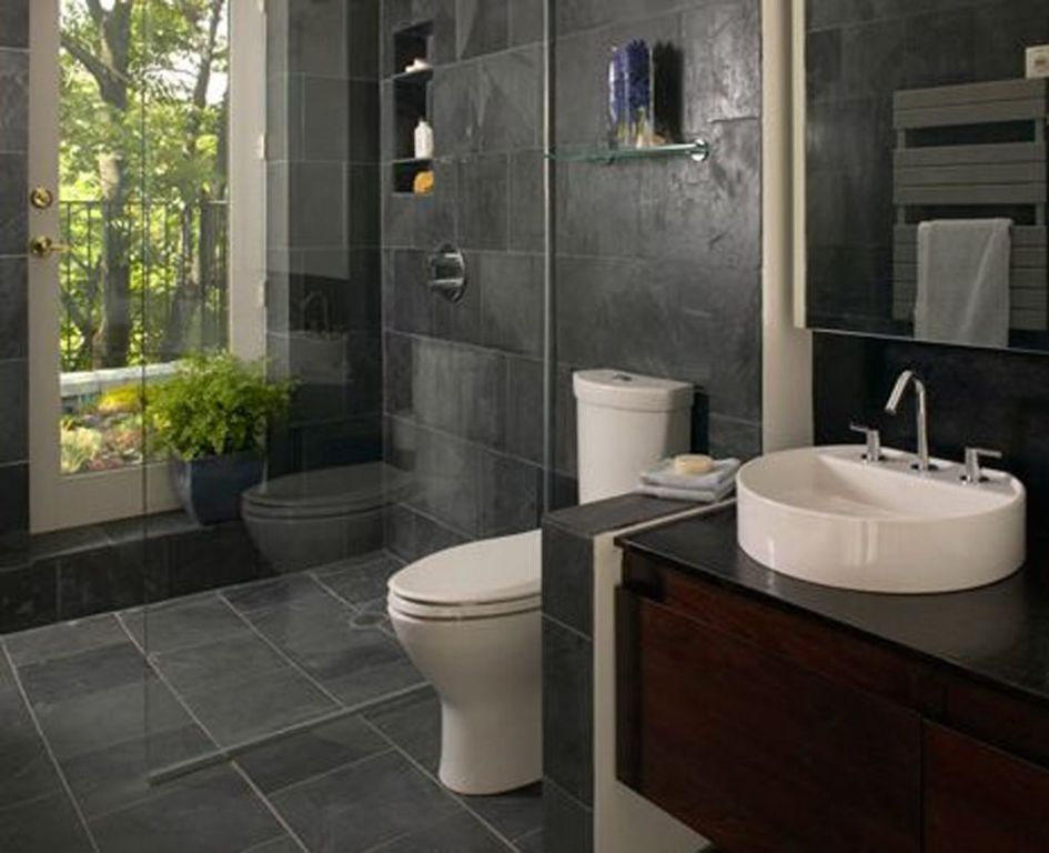 Image of: Small Bathrooms Designs Pictures