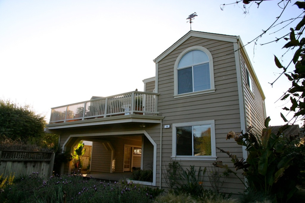 Image of: Stinson Beach House Rentals