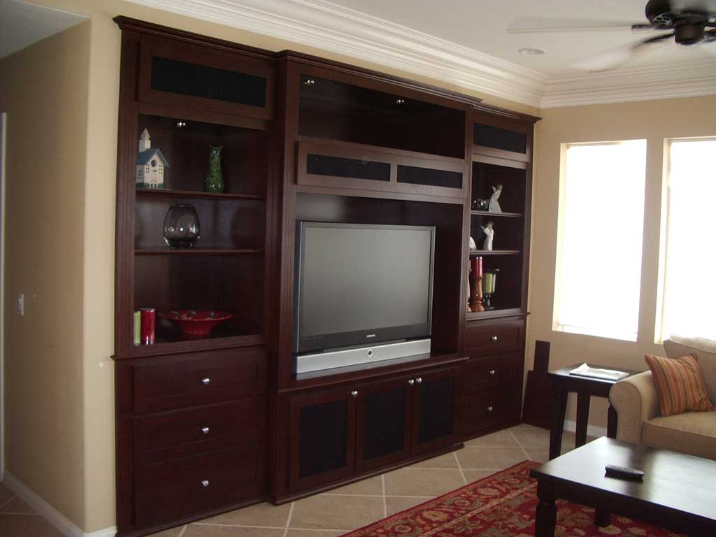 Image of: Wall Units Living Room Modern