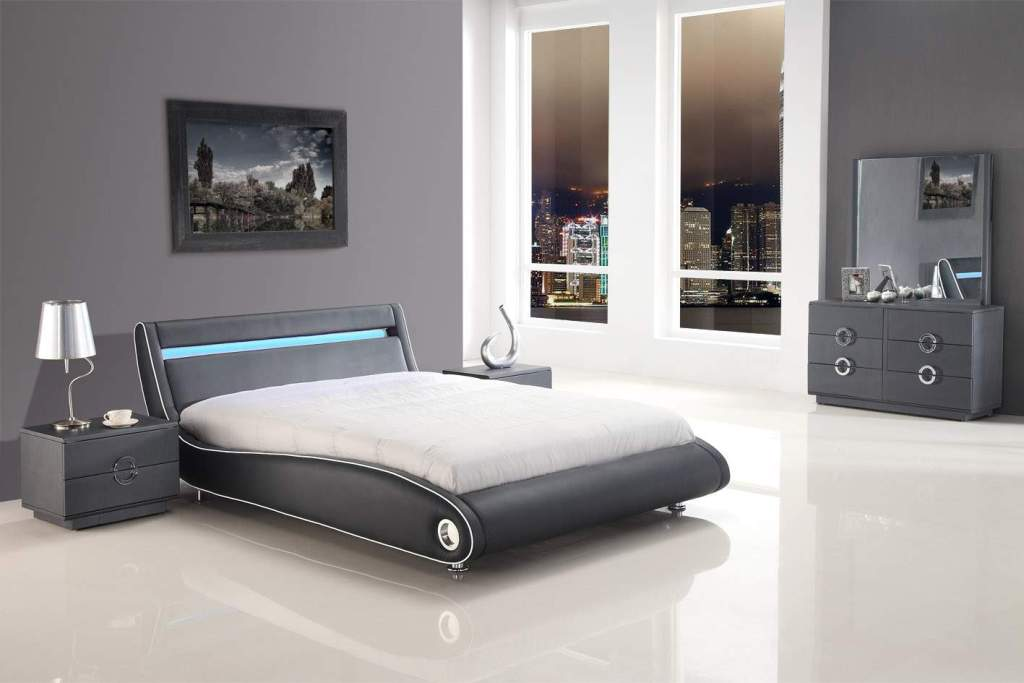 Image of: Modern Bedroom Furniture Seattle