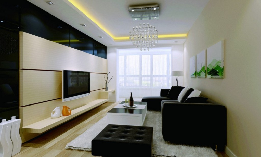 Image of: Simple Living Room Design Philippines