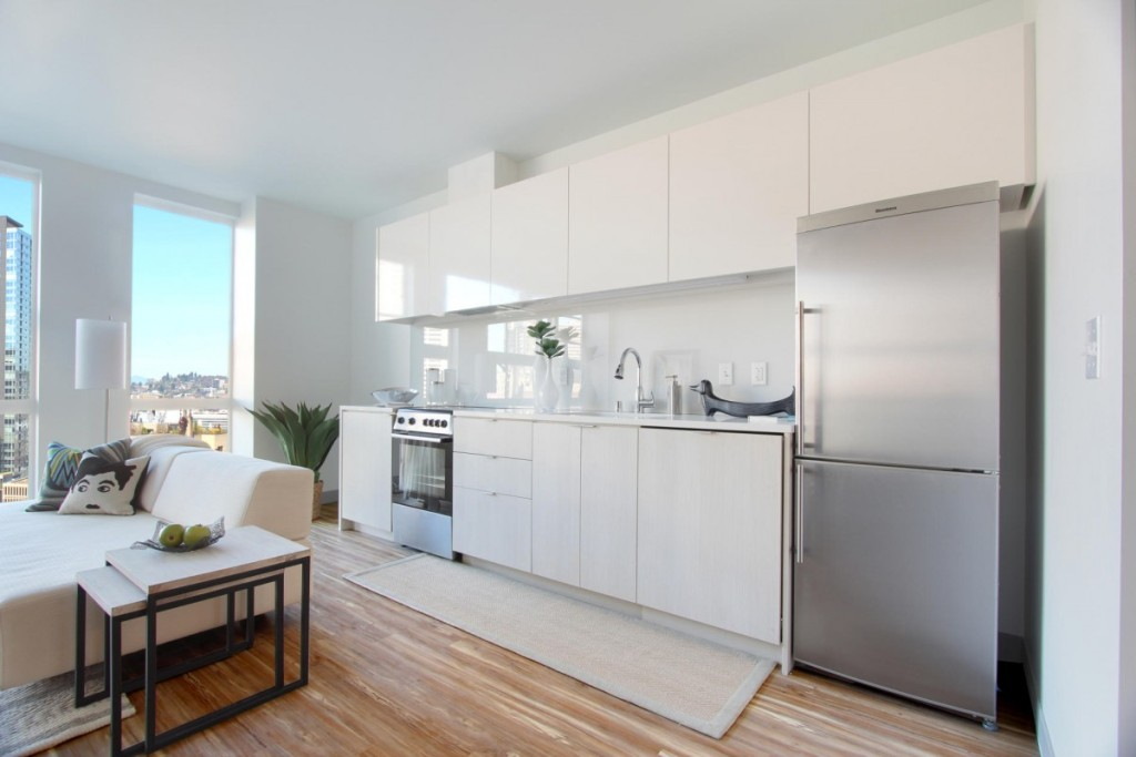 Image of: White Apartments For Rent