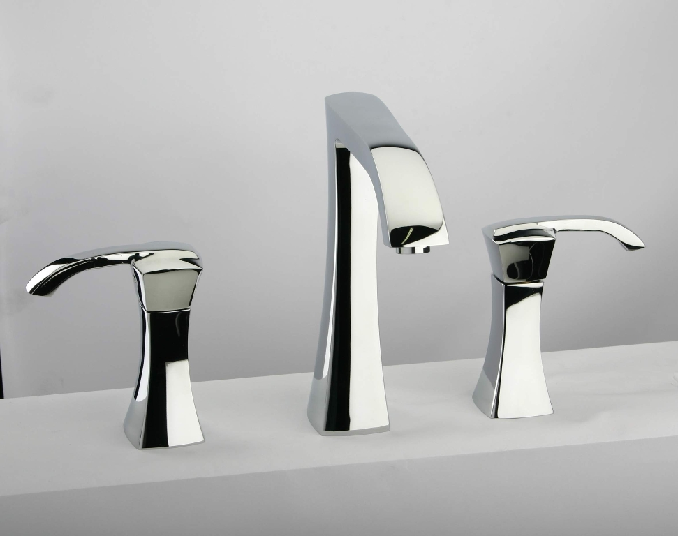 Image of: Asian Bathroom Faucet Fixtures