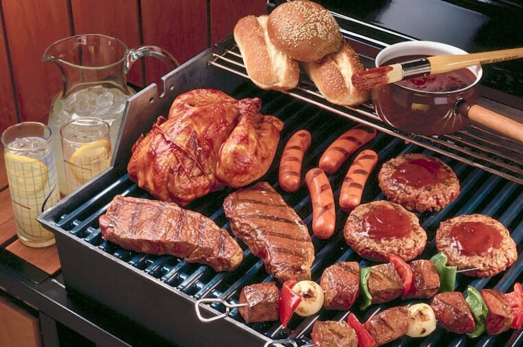 Image of: Barbeque Grill Covers