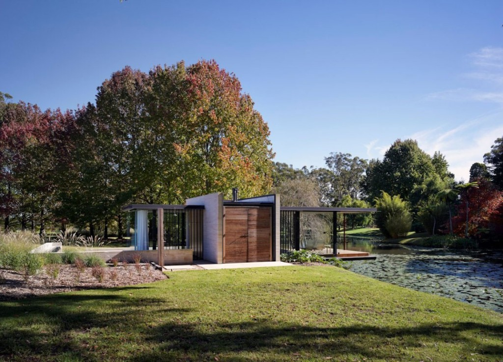 Image of: Picnic Pavilion Design