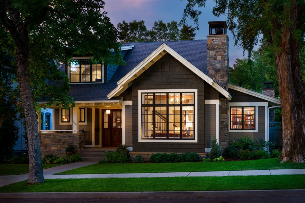 Image of: Stunning Exterior Lighting