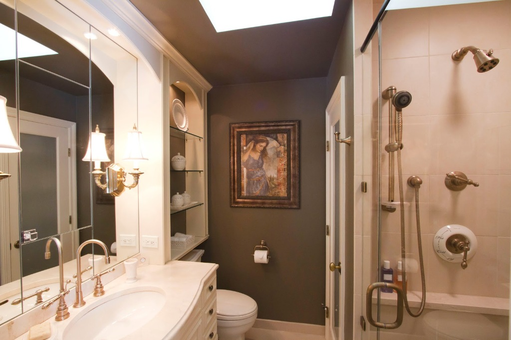 Image of: Tiny Bathroom Ideas Photos