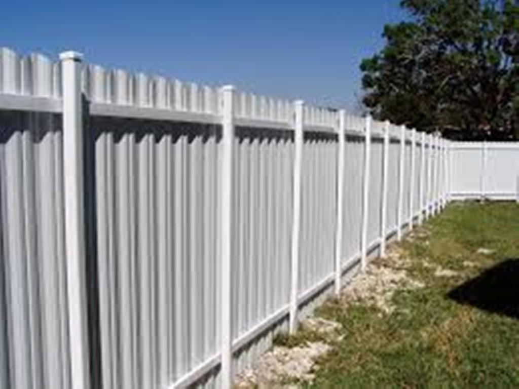 Image of: Aluminum Fencing Gates