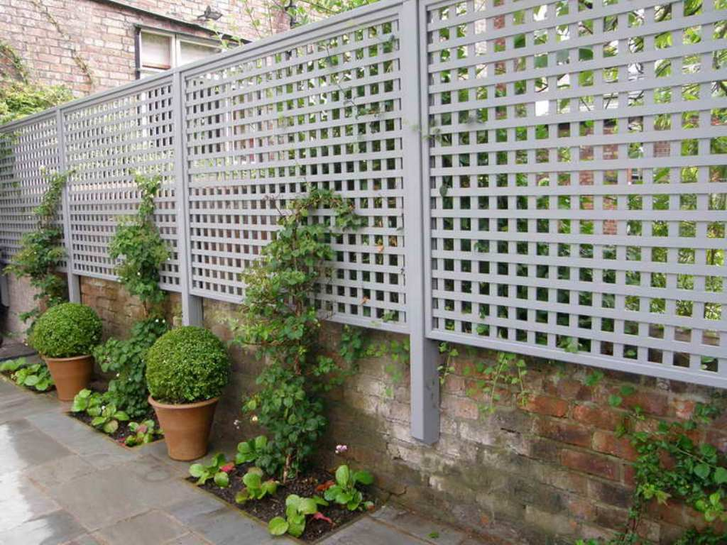 Image of: Quality Aluminum Privacy Fence Panels