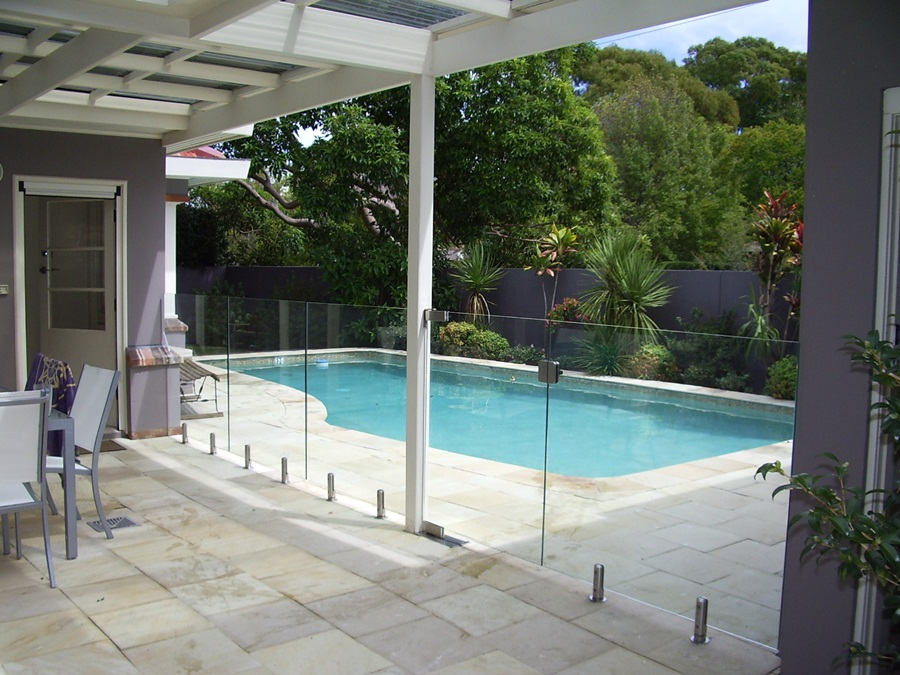 Amazing Pool Fencing Ideas
