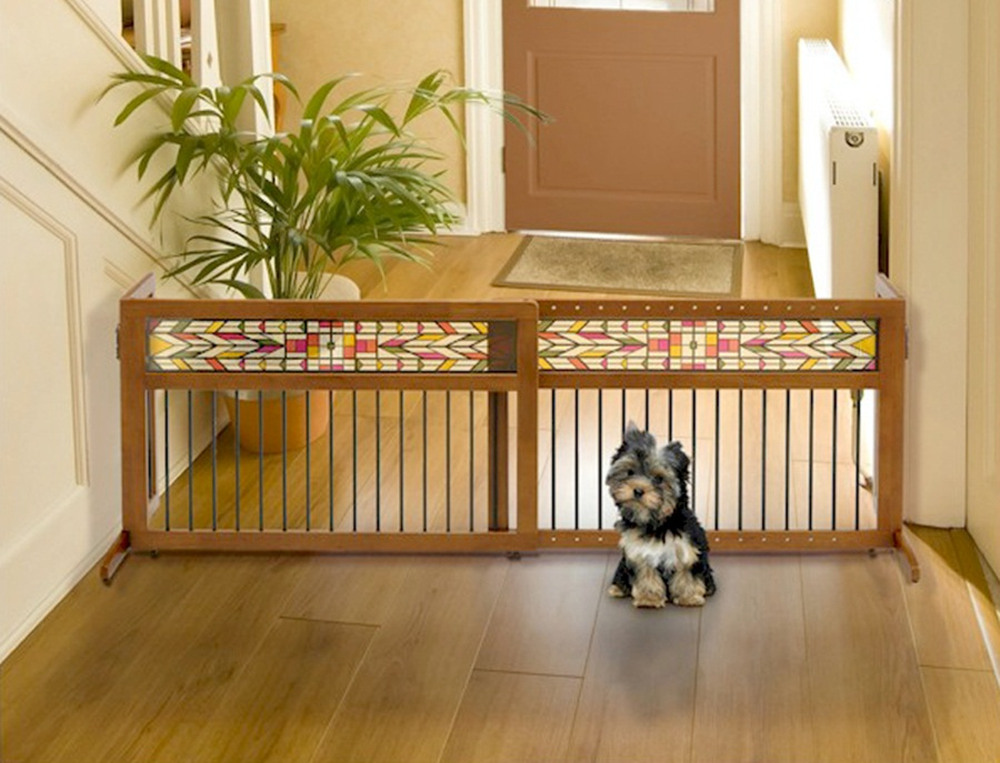 Awesome Indoor Dog Fence
