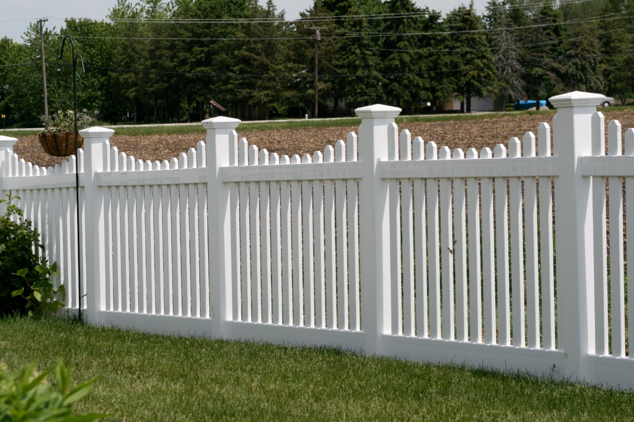 Awesome Plastic Fence