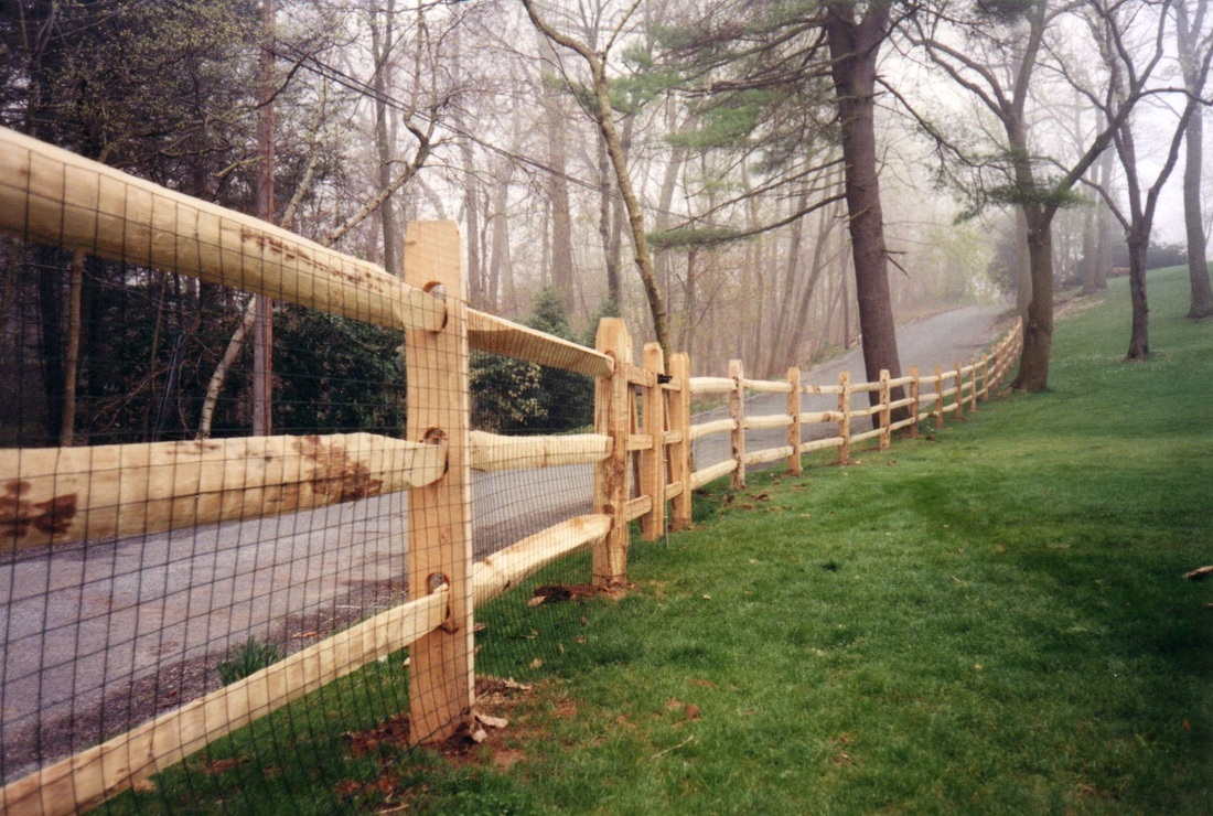 Image of: Cedar Fence Posts Designs