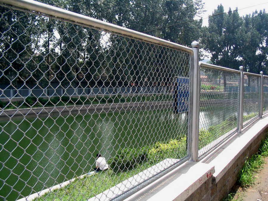 Chain Link Fence Panels Pictures