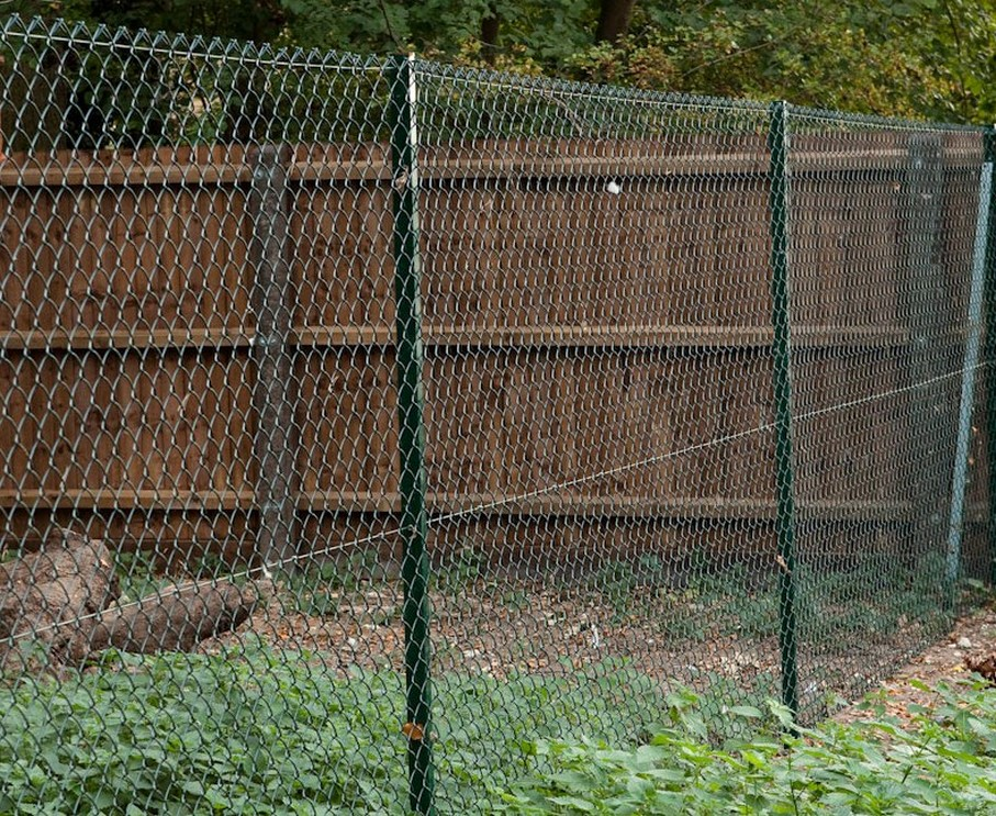 Image of: Chain Link Fence Panels Reviews