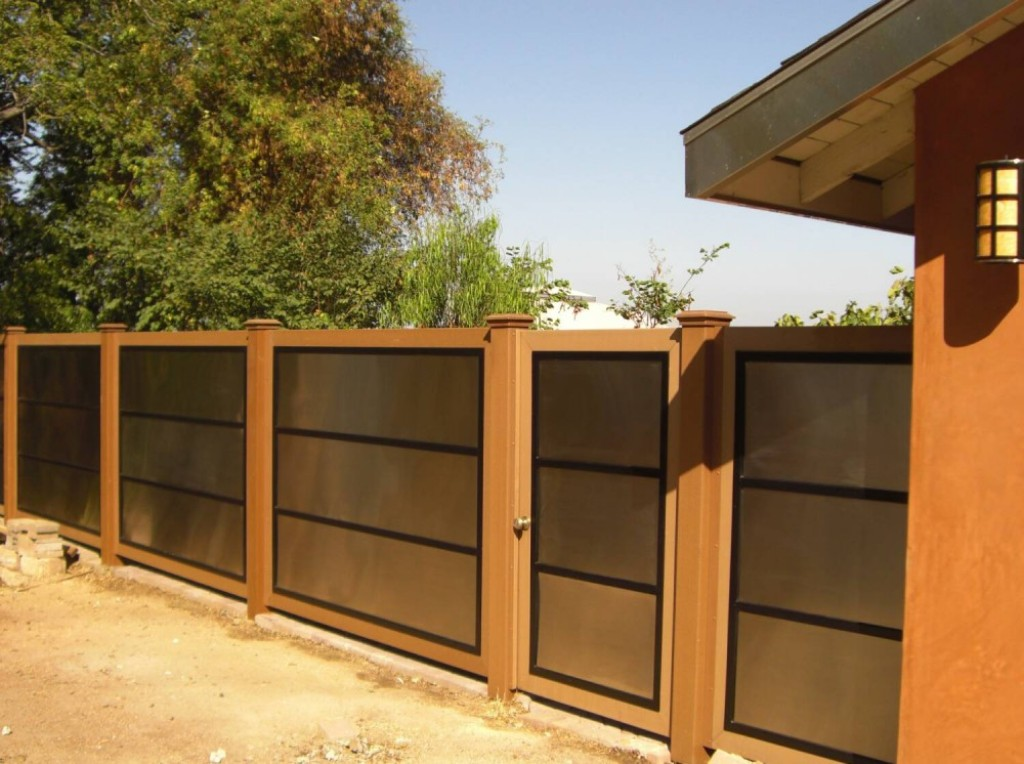 Composite Fence Panels Images