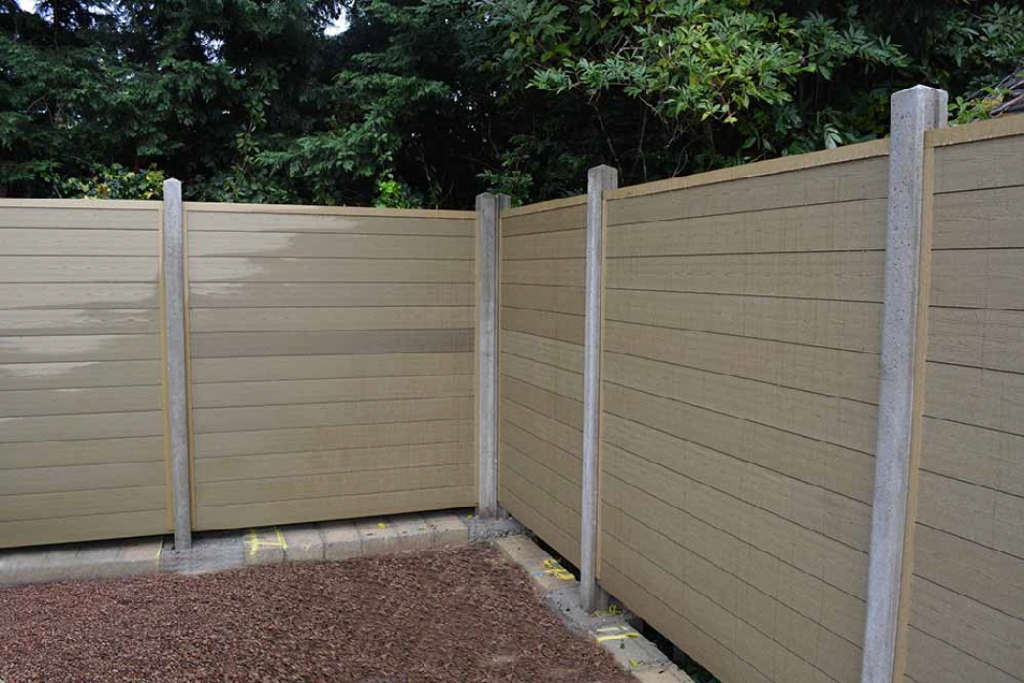 Composite Fence Panels Plastic