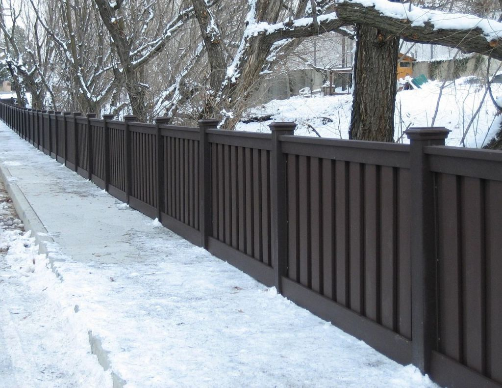 Image of: Composite Fencing Materials