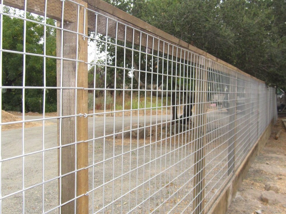 Image of: Cool Cattle Fence Panels