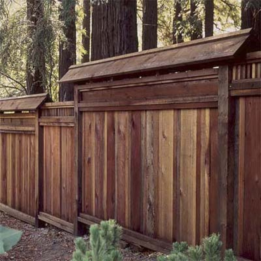 Image of: Decorative Cheap Fencing Ideas