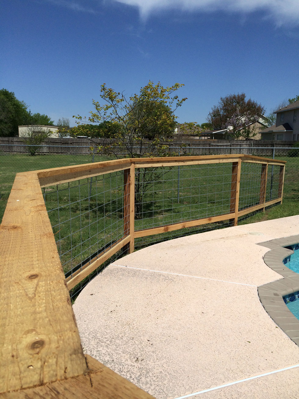 Decorative Cattle Fence Panels
