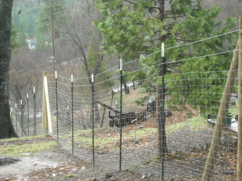 Image of: Deer Fences Placerville
