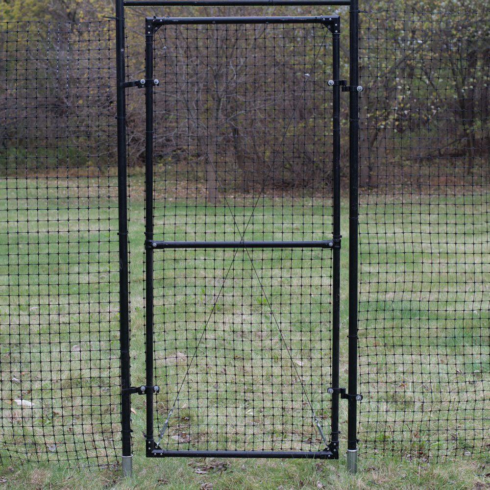 Image of: Deer Fencing Gate