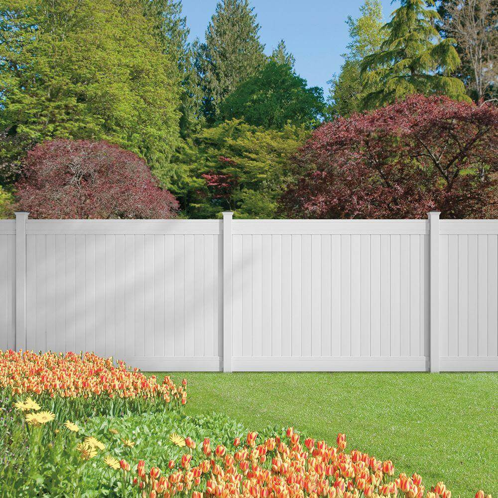 Image of: Design Cheap Privacy Fence