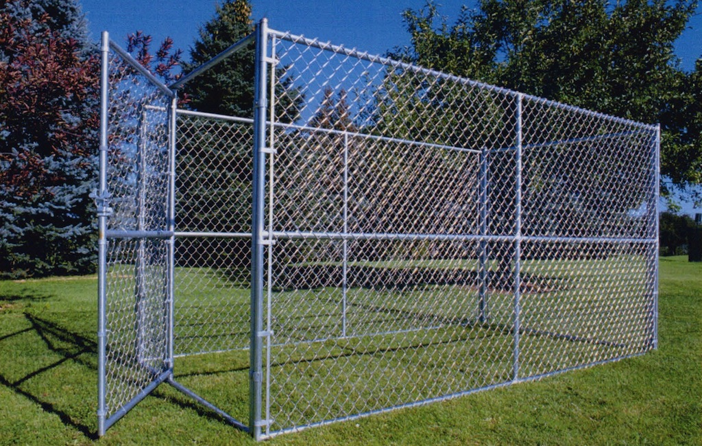 Image of: Dog Fence Panels Home
