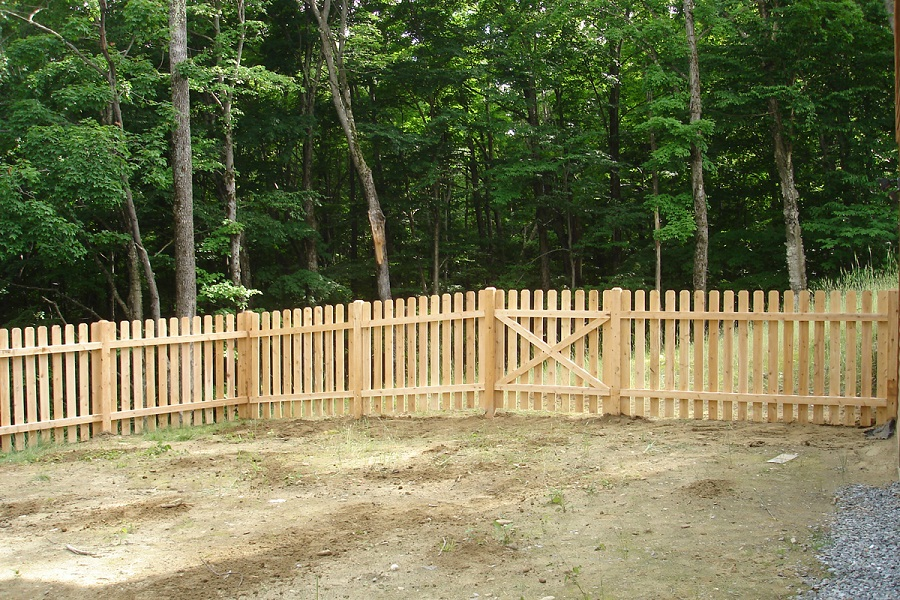 Image of: Dog Fence Panels Panels