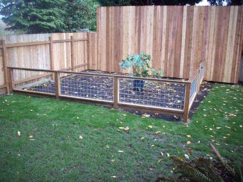 Image of: Dog Fencing Outdoor