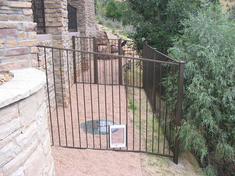 Image of: Dog Fencing System