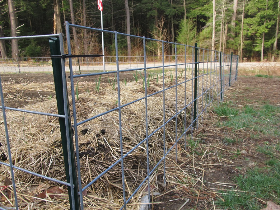 Easy Cattle Fence Panels
