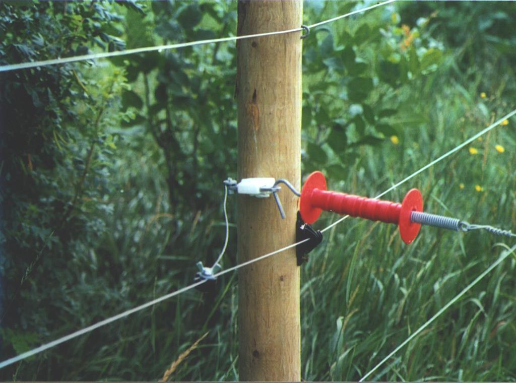Image of: Electric Fence Tester