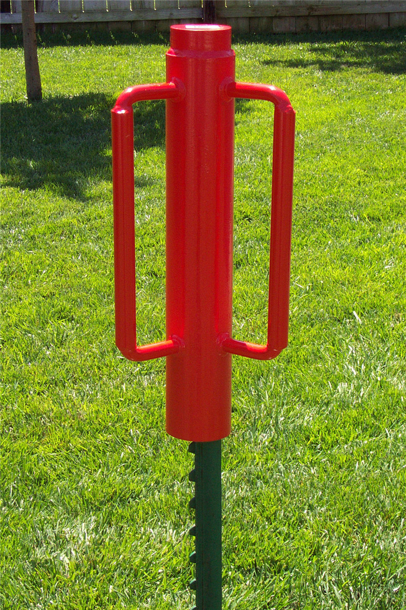 Fence Post Driver For Steel