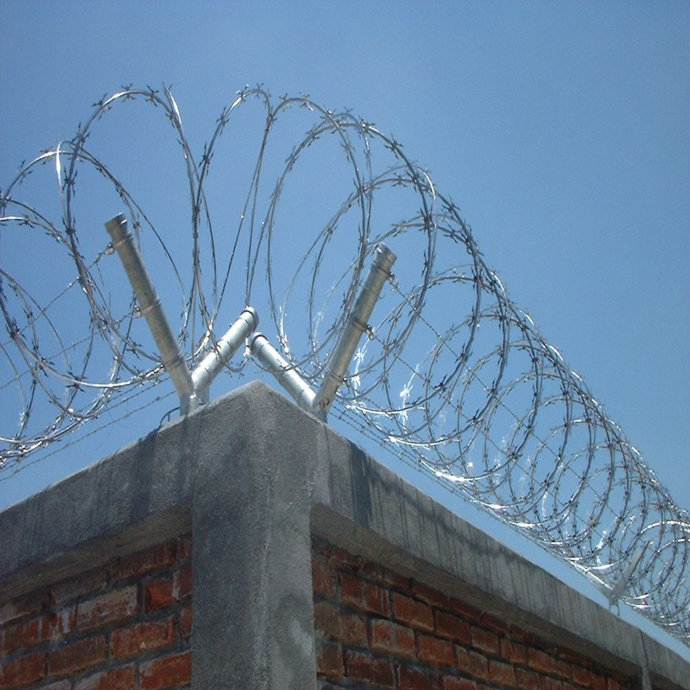Function Barbed Wire Fence