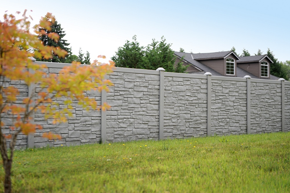 Image of: Function Cheap Privacy Fence
