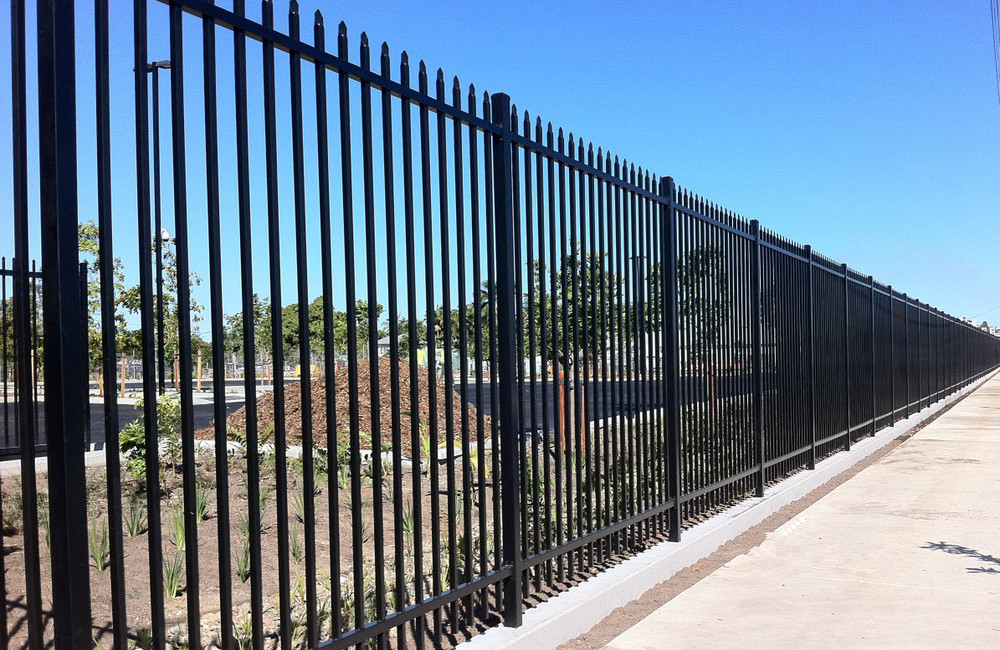 Great Metal Fence Panels
