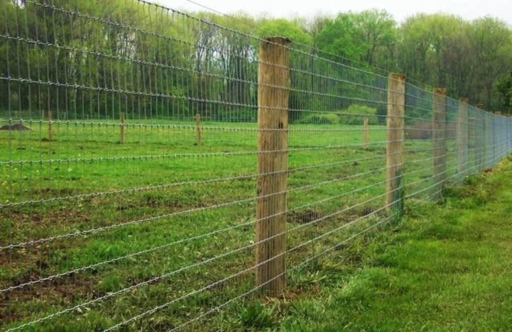High Tensile Fence Post