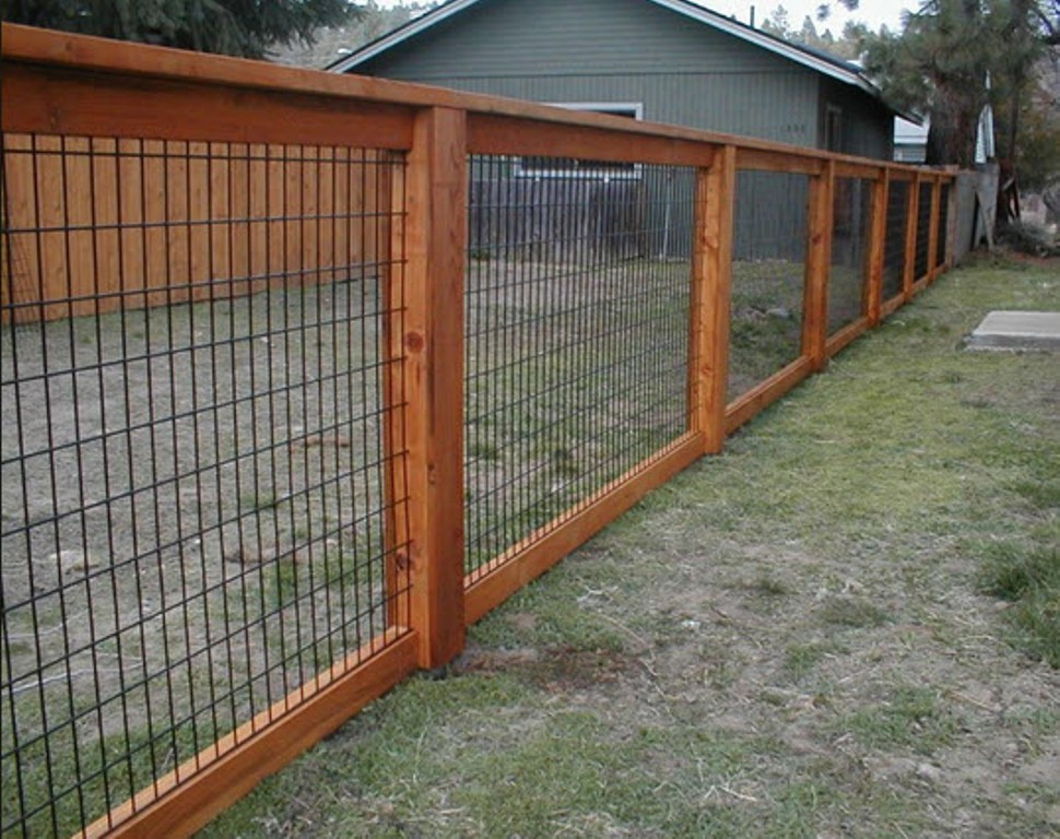 Hog Fence Gate