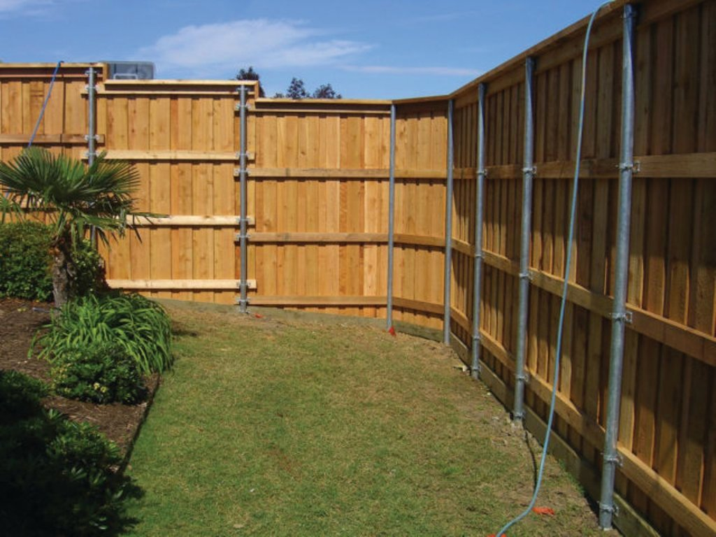 How to Build a Wood Fence Yourself